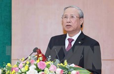 Ngành nội chính Đảng tập trung tham mưu để xử lý nghiêm án tham nhũng
