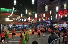 Nghệ An lý giải nguyên do dừng hoạt động phố chợ đêm Cao Thắng