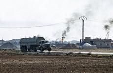 Máy bay không người lái tấn công cơ sở lọc dầu tại miền Bắc Syria