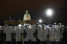 Mỹ tăng cường an ninh cho nghị sỹ dự lễ nhậm chức tổng thống