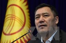 Đương kim Thủ tướng Sadyr Zhaparov đắc cử Tổng thống Kyrgyzstan