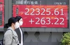 Thị trường chứng khoán châu Á tăng điểm trong phiên 12/1