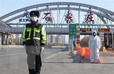Dịch COVID-19: Thêm một thành phố của Trung Quốc phải phong tỏa