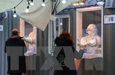 Dịch COVID-19: Tình hình dịch bệnh ở Hàn Quốc tiếp tục lắng dịu