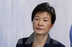 Tòa án Hàn Quốc y án 20 năm tù với cựu Tổng thống Park Geun-hye