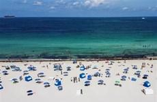 Nhiệt độ các đại dương trên thế giới vẫn ở mức nóng nhất lịch sử