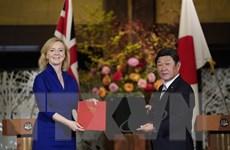 Nhật Bản-Anh sẽ tiến hành họp trực tuyến 2+2 trong tháng 2