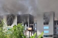 Hỏa hoạn tại cơ sở sản xuất vắcxin ở Ấn Độ: 5 người thiệt mạng