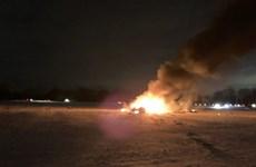 Mỹ: Rơi máy bay quân sự, 3 lính Vệ binh quốc gia thiệt mạng