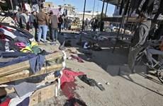 Đánh bom liên hoàn tại Iraq: Con số thương vong tiếp tục tăng