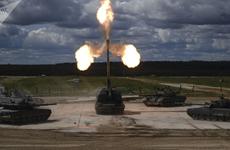 Nga thử nghiệm loại đạn pháo mới nhất dành cho pháo tự hành