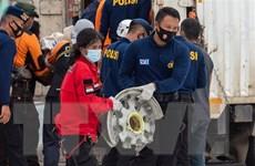 Vụ máy bay rơi tại Indonesia: Phát hiện trục trặc ở động cơ máy bay