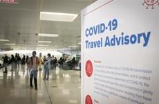 Mỹ cấm nhập cảnh từ Nam Phi,  Israel đóng cửa sân bay Ben Gurion
