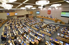 Quốc hội Nga thông qua việc gia hạn Hiệp ước New START