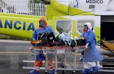 Mexico ghi nhận tổng số ca tử vong do COVID-19 cao thứ ba thế giới