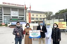 Cùng Quảng Ninh vượt dịch, Cô Gái Hà Lan trợ lực cho bác sỹ tuyến đầu