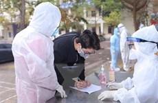 Bộ Y tế phát đi Thông báo khẩn số 33 liên quan các ca bệnh COVID-19