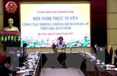 Bắc Ninh kích hoạt các kịch bản ứng phó với dịch ở cấp độ cao