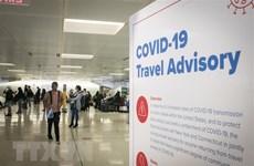 'Mây đen' COVID-19 ảnh hưởng kế hoạch đi lại của người dân thế giới