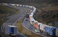 Brexit và dịch COVID-19 khiến xuất khẩu từ Anh sang EU giảm mạnh