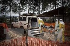 Nguy cơ bùng phát đợt dịch Ebola mới ở Cộng hòa Dân chủ Congo