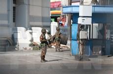 Myanmar ban bố thiết quân luật tại một số khu vực