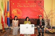 Đại sứ quán Việt Nam tại Italy tổ chức trực tuyến Tết Cộng đồng