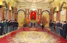 'Phát huy tinh thần yêu nước, bản lĩnh và trí tuệ Việt Nam'