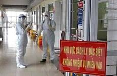 Việt Nam ghi nhận 31 ca mắc mới COVID-19 trong chiều 30 Tết