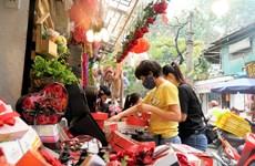 Cả người bán người mua không mặn mà, thị trường Valentine trầm lắng