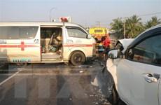 15 người chết do tai nạn giao thông đường bộ trong ngày mùng 3 Tết