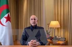 Tổng thống Algeria giải tán Quốc hội và tổ chức bầu cử lập pháp sớm