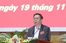 Tóm tắt quá trình công tác Trưởng ban Tuyên giáo TW Nguyễn Trọng Nghĩa