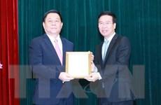 Thượng tướng Nguyễn Trọng Nghĩa giữ chức Trưởng Ban Tuyên giáo TW