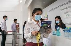 Lào yêu cầu người dân tiếp tục phòng dịch và giám sát người nhập cảnh