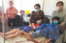 Vụ ngộ độc ở Quảng Trị: Tạm dừng hợp đồng cơ sở cung cấp thức ăn