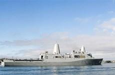 Phát hiện các ca nhiễm COVID-19 trên tàu hải quân Mỹ ở Trung Đông