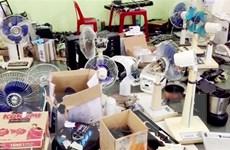 An Giang: Thu giữ trên 1.100 sản phẩm, hơn 1,3 tấn hàng không hóa đơn