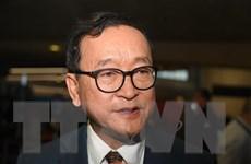 Tòa án Campuchia tuyên án phạt tù các cựu thành viên CNRP