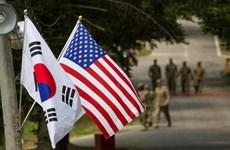 Mỹ và Hàn Quốc tái cam kết hợp tác chặt chẽ trong vấn đề Triều Tiên