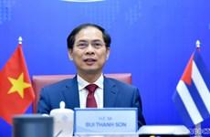 Tham khảo chính trị cấp Thứ trưởng Ngoại giao lần thứ 6 Việt Nam-Cuba
