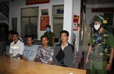 Cà Mau: Bắt giữ nhóm đối tượng liên quan vụ nổ súng tại Cần Thơ