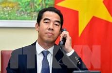 Anh sẵn sàng hợp tác với Việt Nam trong các khuôn khổ đa phương