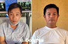 Đồng Nai: Bắt giữ hai thuyền trưởng bỏ trốn trong vụ buôn lậu xăng giả