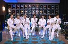 BTS gây ấn tượng với danh hiệu Nghệ sỹ thu âm toàn cầu năm 2020