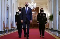 Tổng thống Mỹ Joe Biden bổ nhiệm 2 nữ tư lệnh quân đội