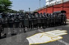 Đụng độ giữa người biểu tình và lực lượng an ninh tiếp diễn ở Myanmar