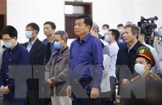 Xét xử vụ Ethanol Phú Thọ: Bị cáo Đinh La Thăng lĩnh thêm 11 năm tù