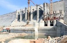 Ninh Thuận: Chặn dòng, tích nước cho hệ thống thủy lợi Tân Mỹ