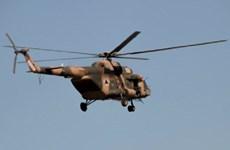 Rơi trực thăng quân sự tại Afghanistan, 9 người thiệt mạng